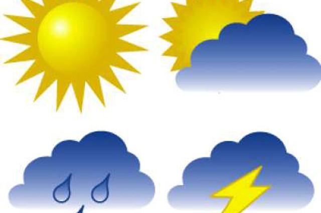 الطقس في الإمارات غدا
