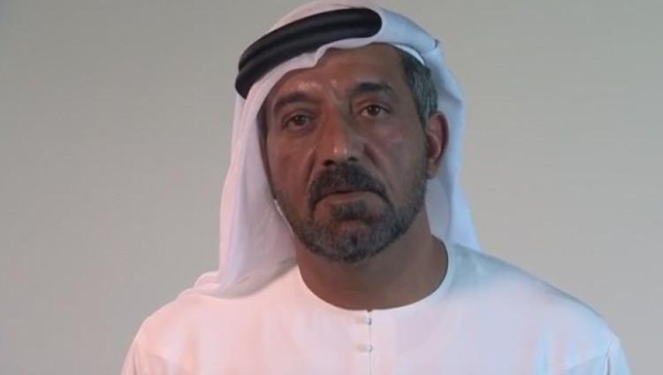 """أحمد بن سعيد يتحدث عن حادث طائرة """"الإمارات"""""""