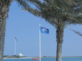 مليون زائر لشواطئ أبوظبي خلال النصف الأول
