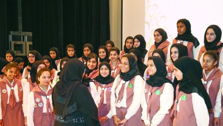 جواهر القاسمي: أم الإمارات رائدة التمكين وملهمة العطاء