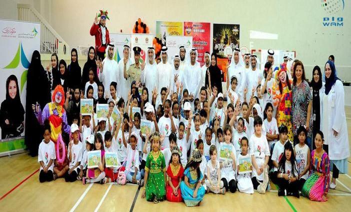 الإمارات تشارك العالم احتفاله بالشباب