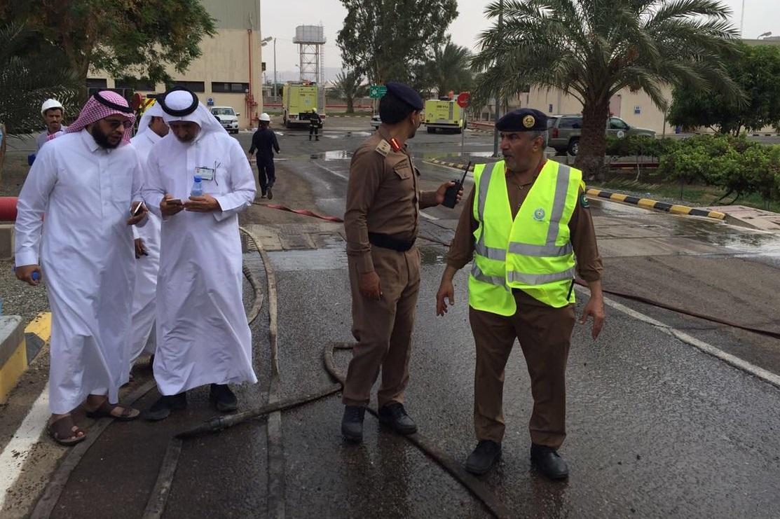 وفاة 3 أطفال جنوب السعودية بمقذوف عسكري