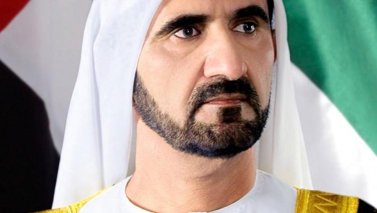 محمد بن راشد يزور هيئة الطرق والمواصلات في دبي.