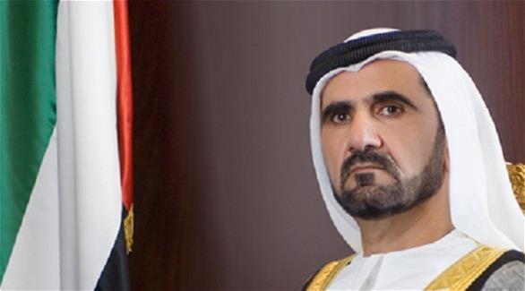 """محمد بن راشد معزيا أسرة الشهيد البلوشي : """" لهذا الوطن رجال بهم تفخر الأجيال """""""