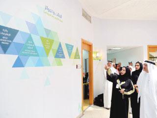 «بكم نفتخر»..مبادرة لتكريم المبدعين والمبتكرين في «صحة دبي»