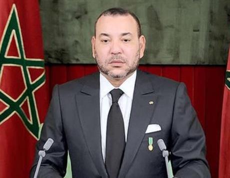 العاهل المغربي يندد بالإرهاب ويؤكد براءة الإسلام من القتل والتطرف