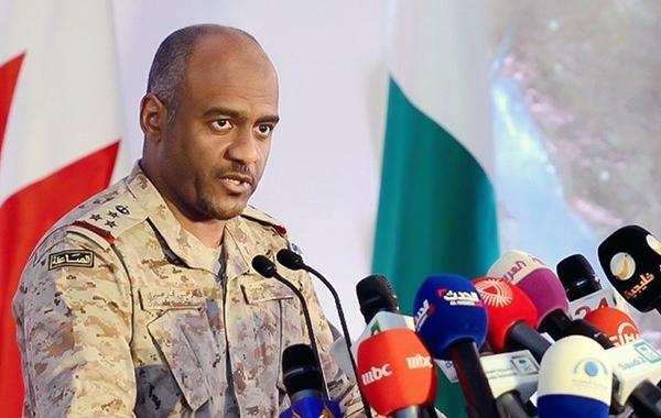 العسيري: التحالف قصف مركز تدريب للحوثيين وليس مدرسة