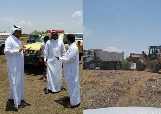 السعودية: السيول تحاصر قرى الشقيري بمنطقة جازان