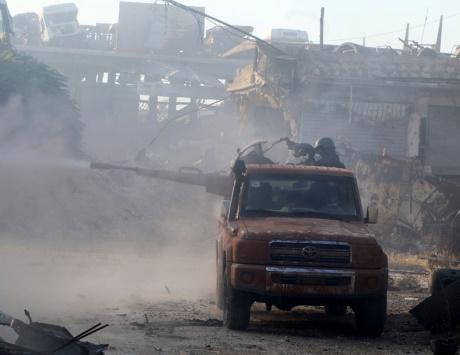أسر 23 عنصراً لـ «حزب الله» في حلب