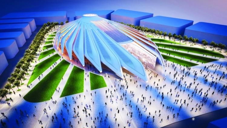 طرح مناقصة بناء قرية «إكسبو 2020»