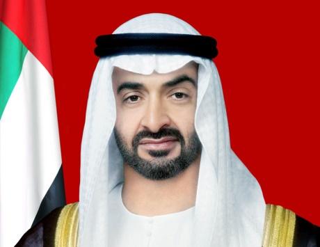 محمد بن زايد يعود الزرعوني ب«زايد العسكري»