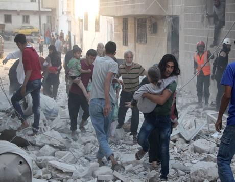 تصعيد روسي في حلب يتجاهل تحذيرات أممية من كارثة