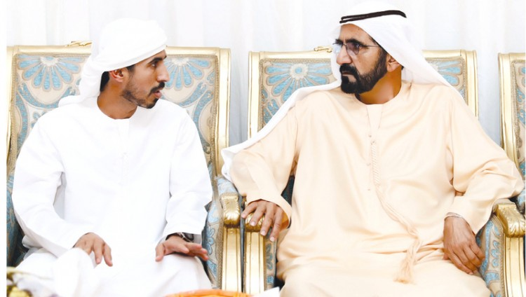 محمد بن راشد: أبطالنا بالألعاب البارالمبية يمثلون قوة الإرادة في شعبنا