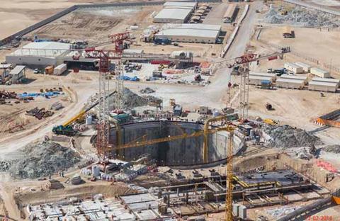 11 مشروعاً لتطوير البنية التحتية بأبوظبي