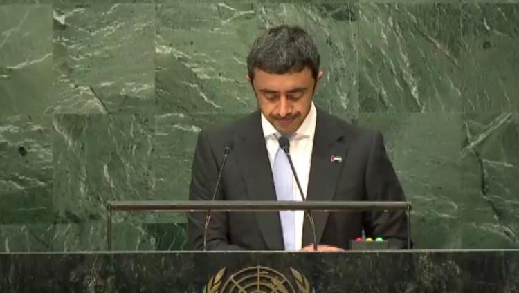 الإمارات: إيران تقوّض أمن المنطقة