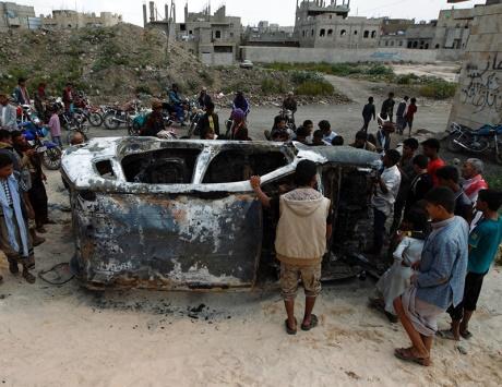 انفجار «مفخخة» قرب نقطة تفتيش حوثية في صنعاء