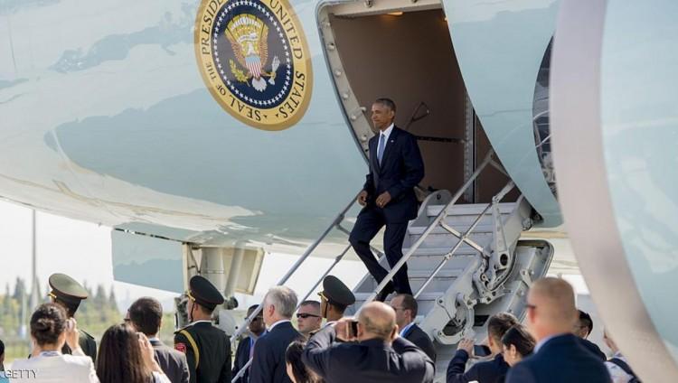 ماذا قال أوباما عن استقباله الباهت في الصين؟