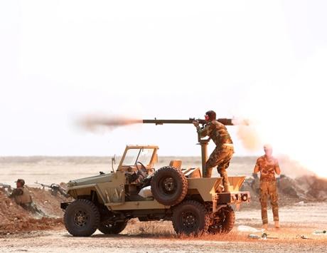 تحرير جزيرة الدولاب غربي الرمادي ومقتل 16 «داعشياً» في كركوك