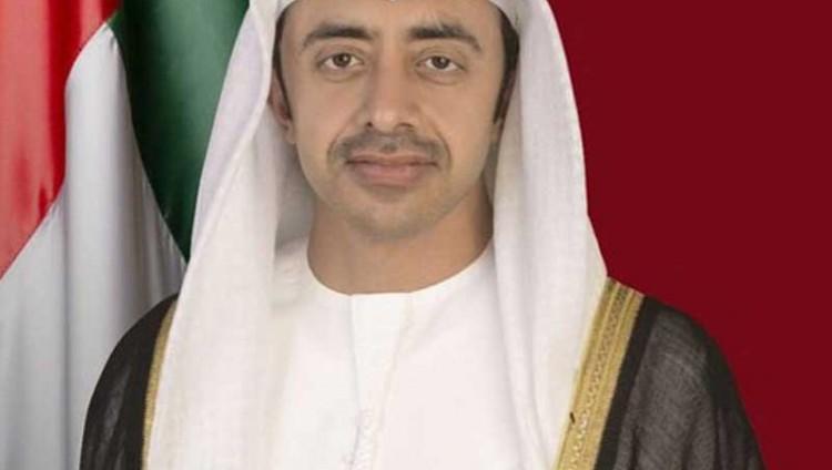 عبدالله بن زايد يلتقي رئيس وزراء سانت فينسنت وغرينادين