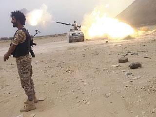 الجيش اليمني يتعهد بتحرير صنعاء خلال أيام