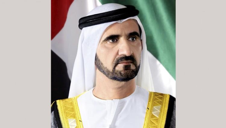 """محمد بن راشد يصدر قانونا بإحلال """" مؤسسة تاكسي دبي """" محل """"مؤسسة دبي للمواصلات"""""""