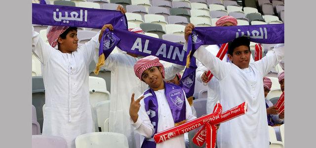 15 ألف مشجع ساندوا «الزعيم» في ليلة «العين على آسيا»