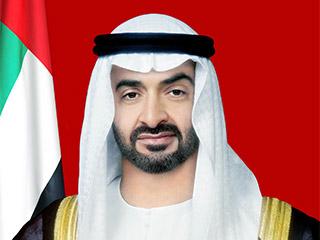 محمد بن زايد يطمئن على حجاج الدولة