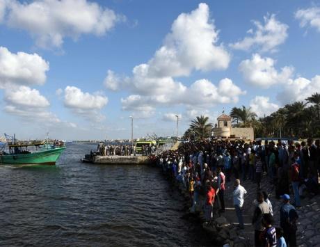 162 غريقا حصيلة «زورق الموت» قبالة السواحل المصرية