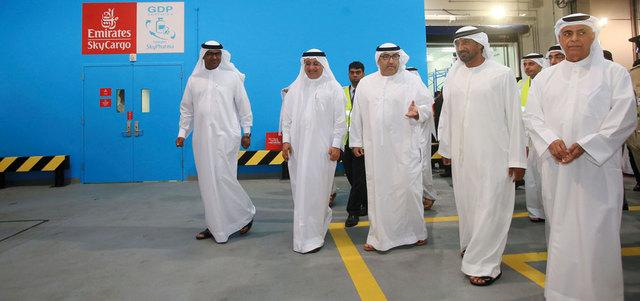 «مجموعة الإمارات» تدير أكبر مساحة معتمدة عالمياً لمناولة الأدوية