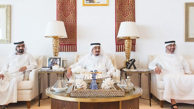محمد بن راشد: خادم الحرمين أجمع شعبه على محبته والمسلمون على صدق نيته