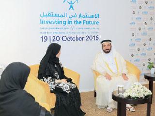حاكم الشارقة: الإمارات رائدة في المساواة بين الرجل والمرأة