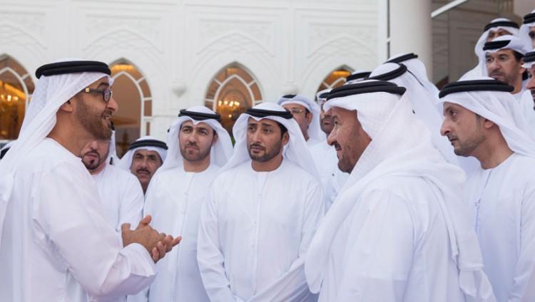 محمد بن زايد: الإمارات ماضية في تطوير وتحديث القطاعات كافة