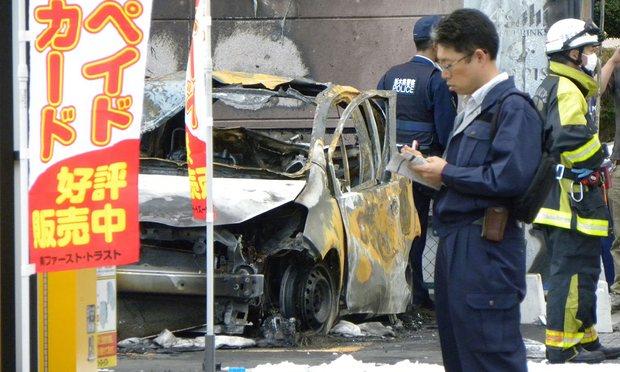 مقتل شخص وإصابة ثلاثة في انفجارات بمتنزه في اليابان