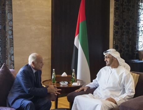 محمد بن زايد: على العرب مسؤولية تاريخية تجاه ما يحدث من فوضى ودمار
