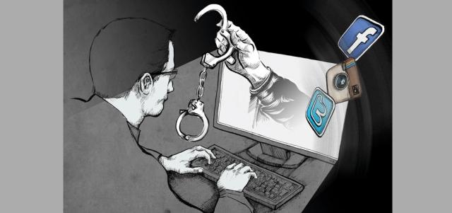 «التواصل الاجتماعي» ذراع أمنيـــة لمكافحة الجريمة وتعقّب المتهمين