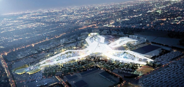 إنجاز البنية التحتية لموقع «إكسبو 2020 دبي» في الربع الثاني من 2018