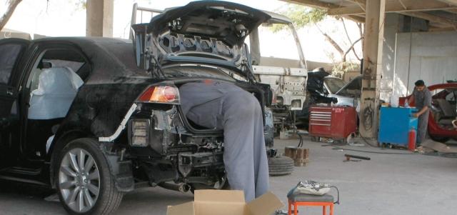 «مواصفات»: قاعدة معلومات عن السيارات المشطوبة