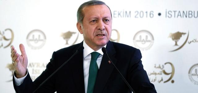 أردوغان للعبادي: اعرف حجمك أولاً.. أنت لست على مستواي