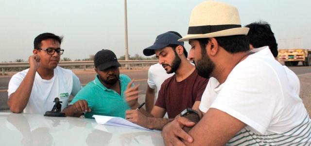 فيلم هجولة الإماراتي.. ثالث في شباك التذاكر