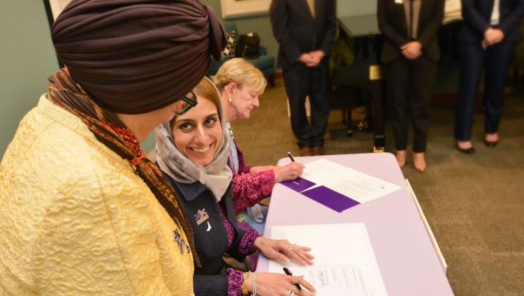 """جواهر القاسمي تطلق """"صندوق أميرة"""" لدعم علاج مرضى السرطان حول العالم"""