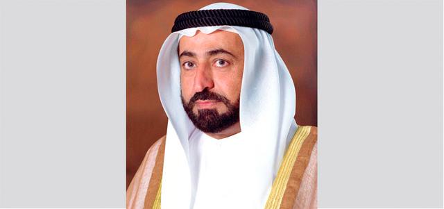 حاكم الشارقة يلتقي وفداً من شعراء النبط السوريين