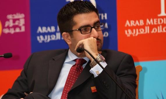 """""""مستر عربية إنغليش"""" يرأس تحرير """"عرب نيوز"""""""
