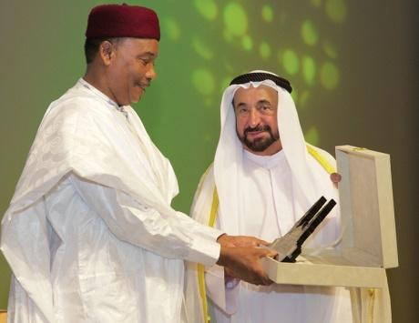 سلطان لرئيس النيجر:بلادكم تناضل لأجل تأصيل الدين الحنيف ضد التطرف