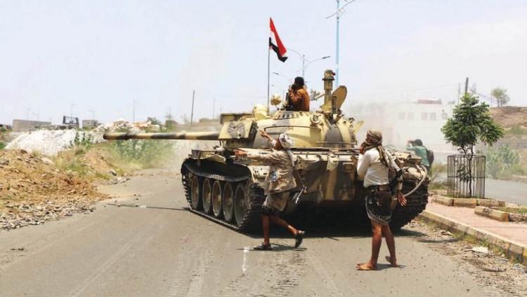 عملية نوعية للقوات السعودية في اليمن