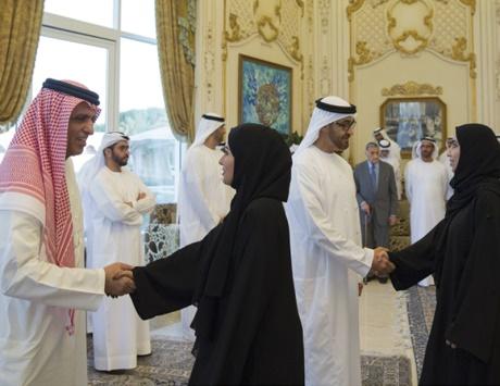 محمد بن زايد: رسالة الإمارات إلى العالم.. تسامح وسلام وتنمية
