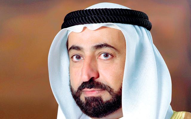 سلطان القاسمي: الأبناء البواسل في قواتنا المسلحة عز البلاد ودرعها