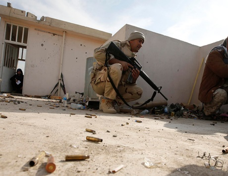 استعادة قريتين ومقتل 86 إرهابياً في ضربات جوية قرب الموصل