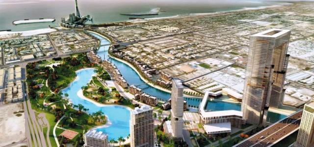 4600 عامل شاركوا في تنفــــــــــيذ «دبي المائية»