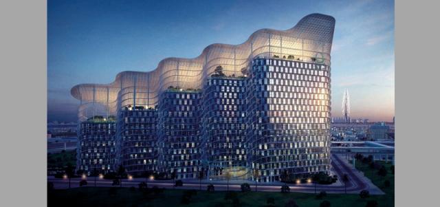 «ديوا» تبدأ إنشاء «الشراع» المبنى الحكومي الأعلى والأذكى عالمياً
