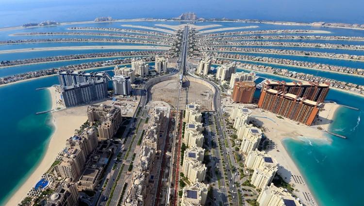 «النخلة»: سيمفونية ضيافة يعزفها العالم من دبي